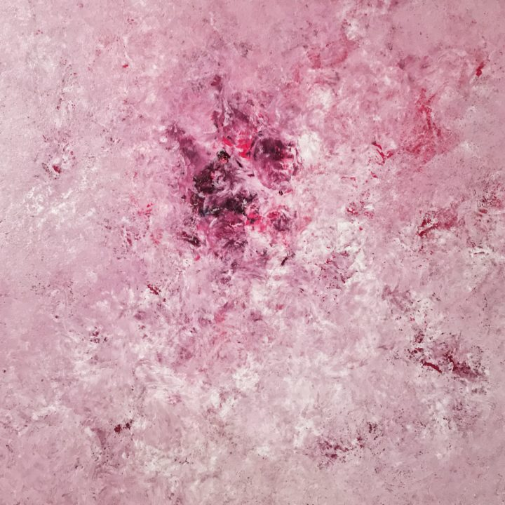 Marine Bonzom - Artiste Peintre Biarritz - Lilac