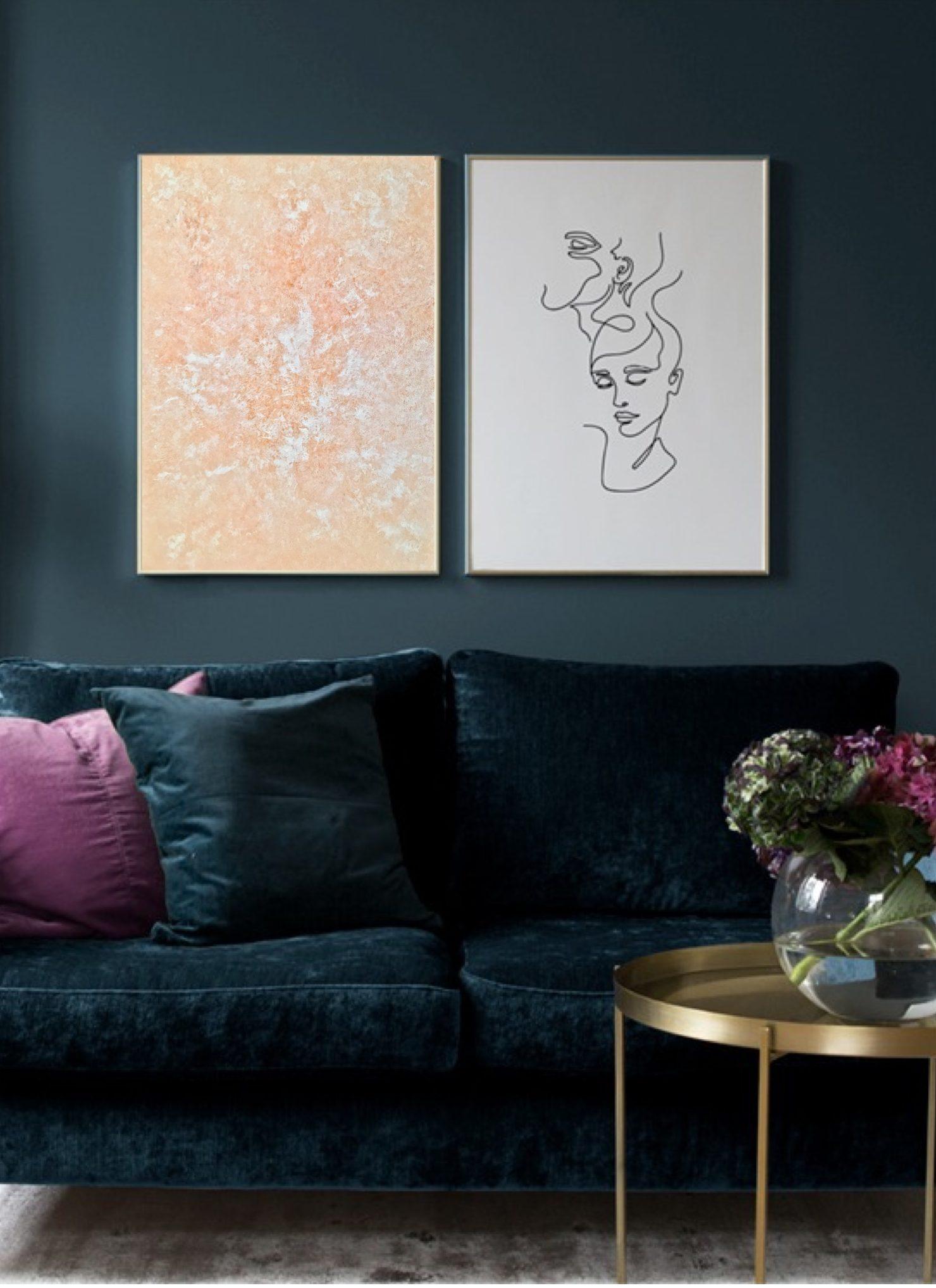 Marine Bonzom - Artiste Peintre Biarritz - Home - Aneto