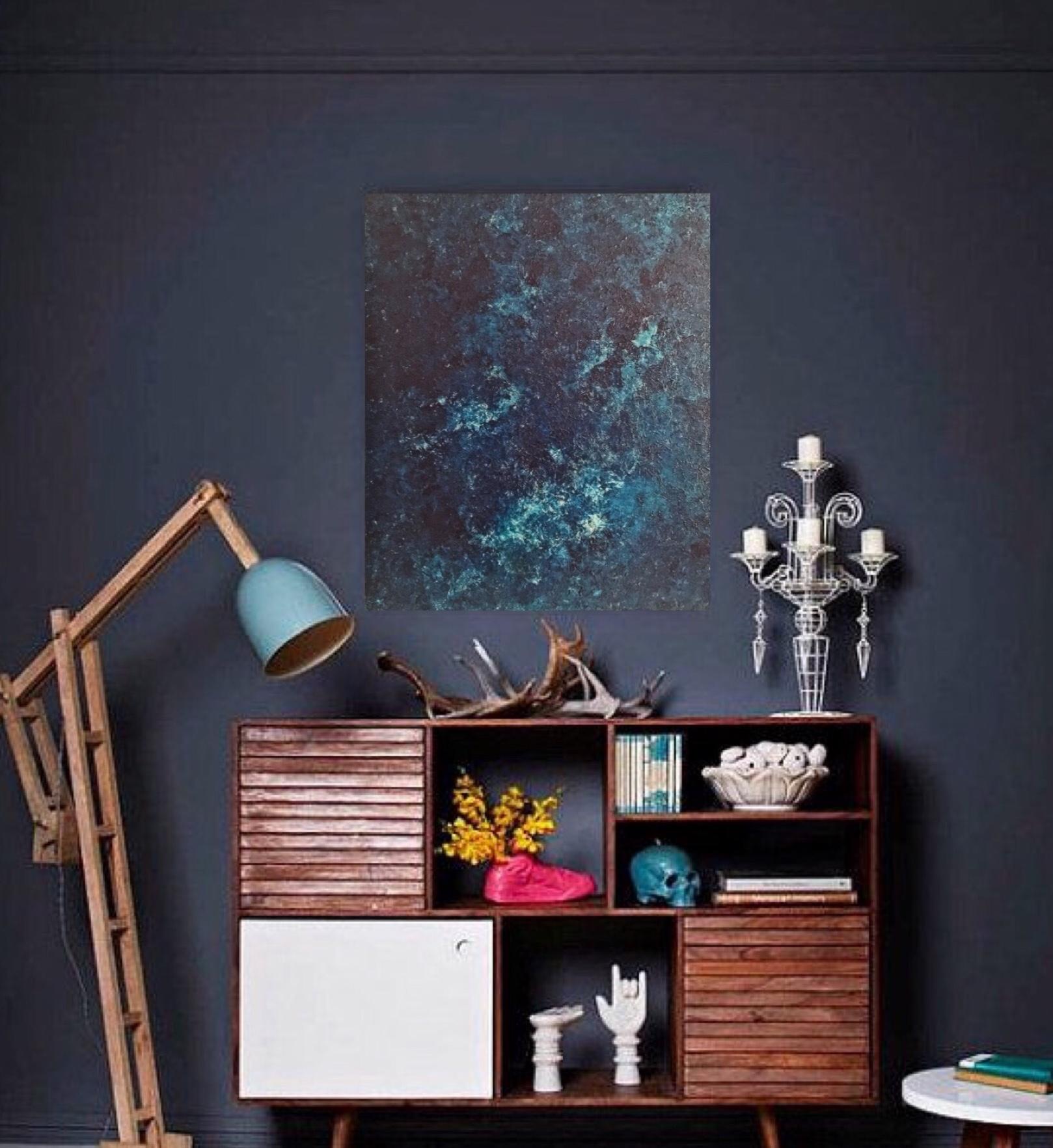 Marine Bonzom - Artiste Peintre Biarritz - Home - Deep