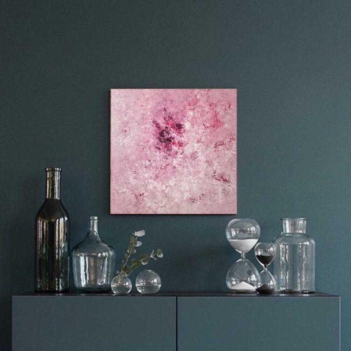Marine Bonzom - Artiste Peintre Biarritz - Home - Lilac