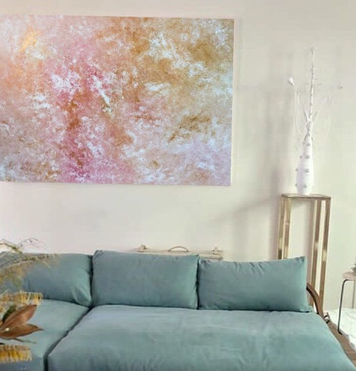 Marine Bonzom - Artiste Peintre Biarritz - Home - Adélaïde
