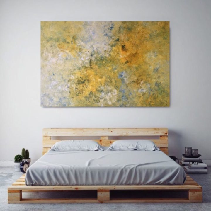Marine Bonzom - Artiste Peintre Biarritz - Home - Aura II