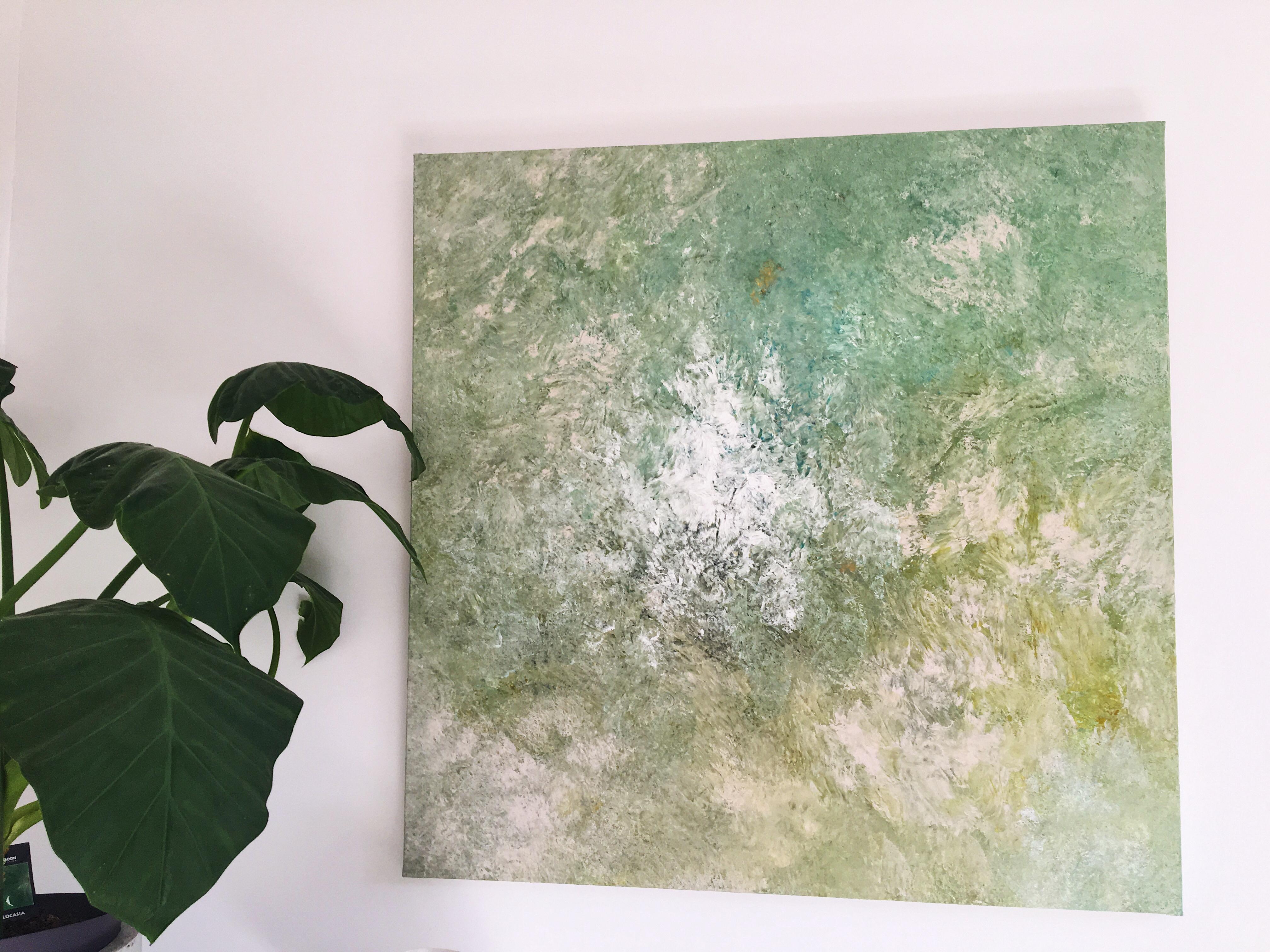 Marine Bonzom - Artiste Peintre Biarritz - Home - Jade - Constantine