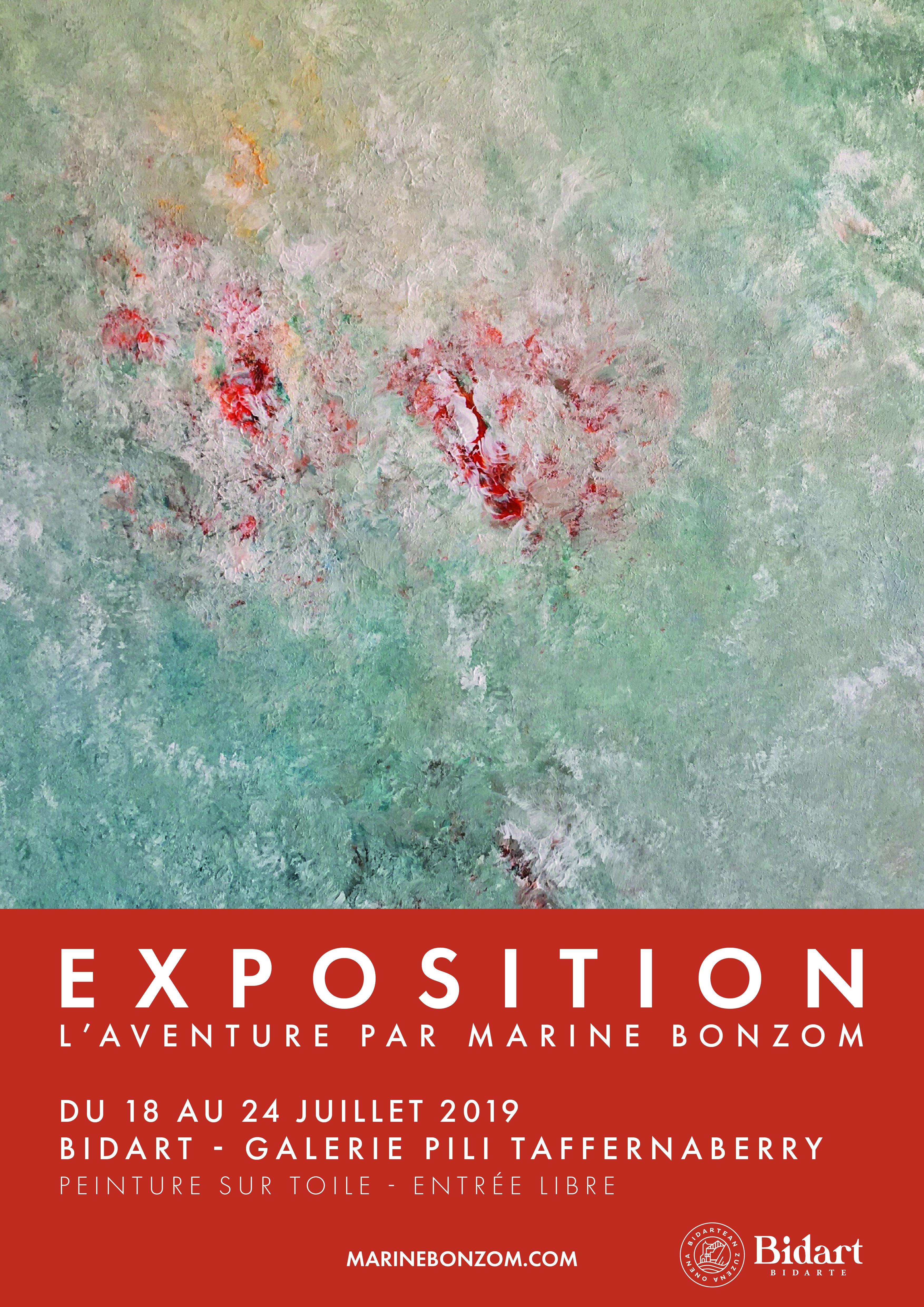 tiste Peintre Biarritz - Exposition - Bidart