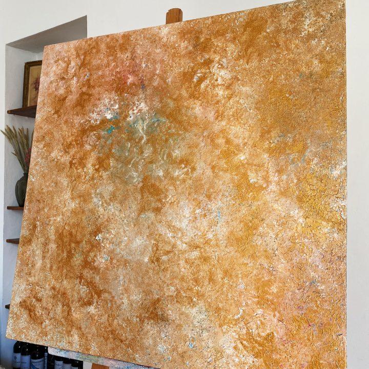 Marine Bonzom - Artiste Peintre Biarritz - Home - Heures Hindoues