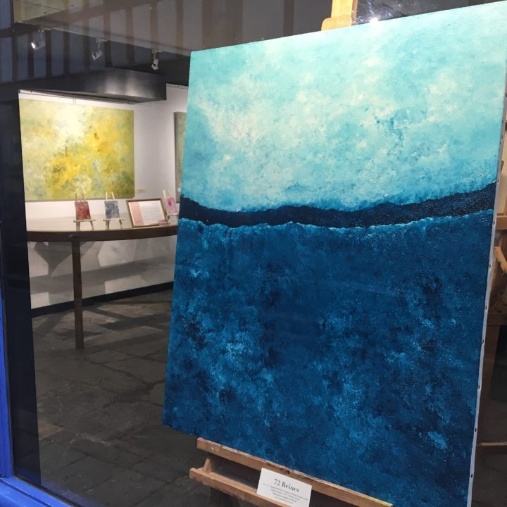 Marine Bonzom - Artiste Peintre Biarritz - Expo - 72 Reines