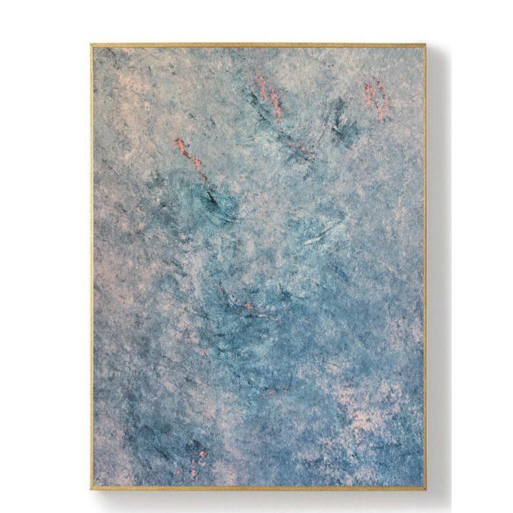 Marine Bonzom - Artiste Peintre Biarritz - Home - Brontë