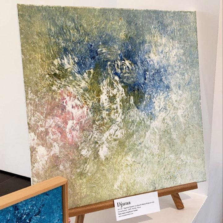 Marine Bonzom - Artiste Peintre Biarritz - Home - Djuna