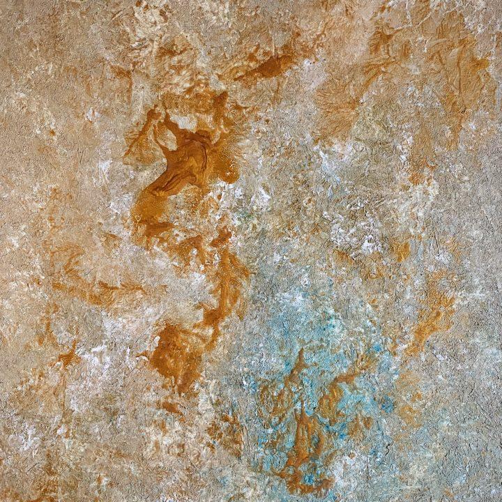 Marine Bonzom - Artiste Peintre Biarritz - Gold River