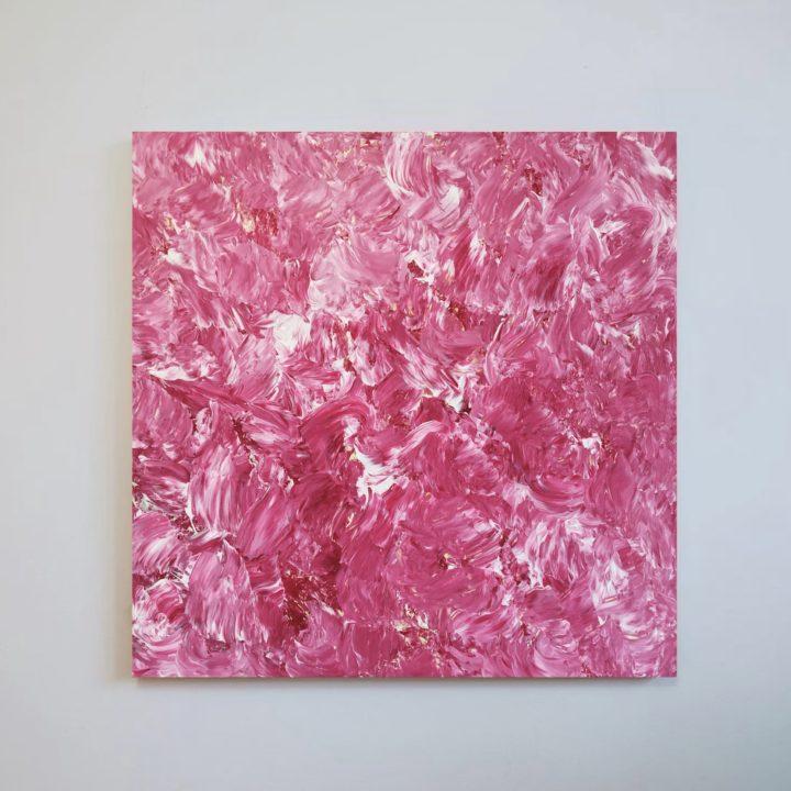 Marine Bonzom - Artiste Peintre Biarritz - Home - Magnolia