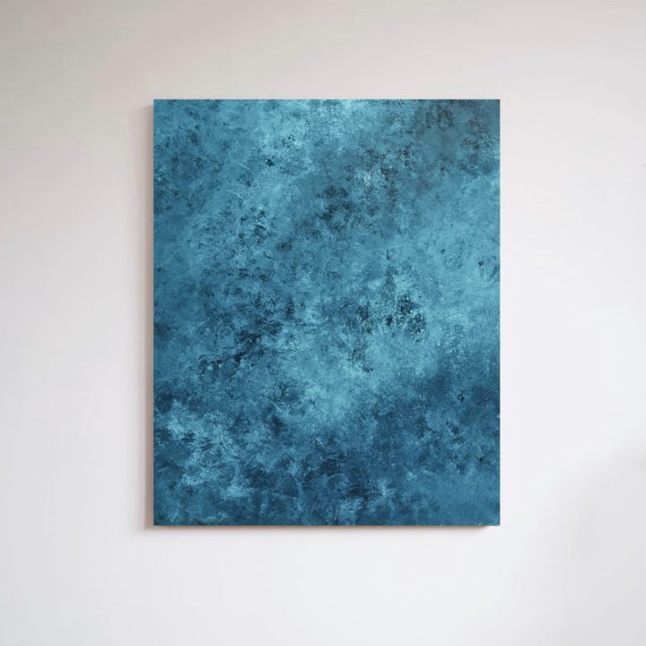 Marine Bonzom - Artiste Peintre Biarritz - Oh My Blue !