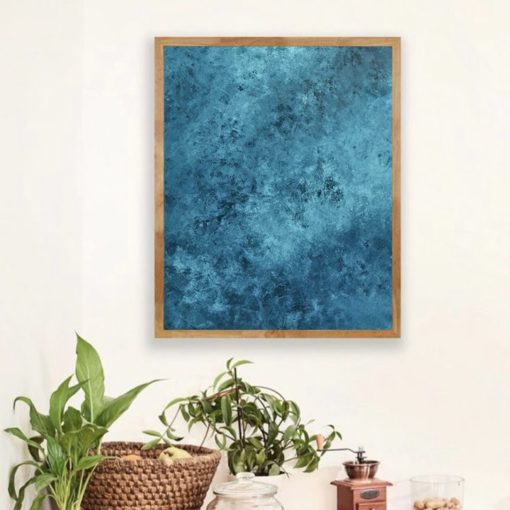 Marine Bonzom - Artiste Peintre Biarritz - Oh My Blue - Home