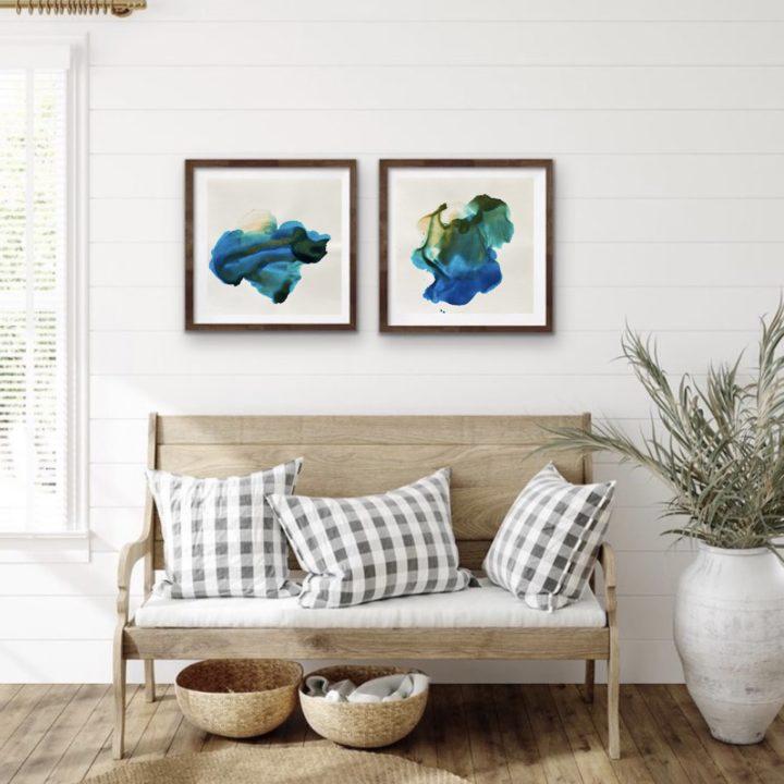 Marine Bonzom - Artiste Peintre Biarritz - Home - The Blue Ink Collection