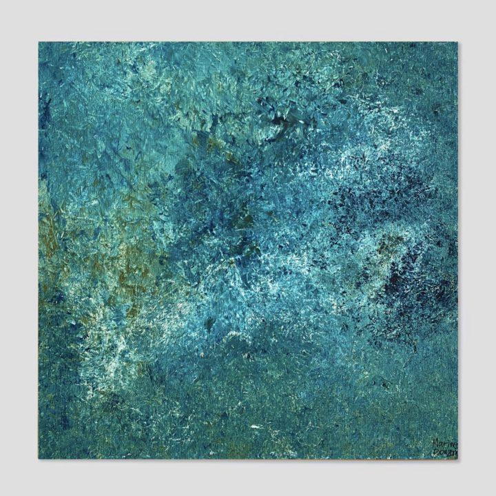 Marine Bonzom - Artiste Peintre Biarritz - Van Diemen's Land III